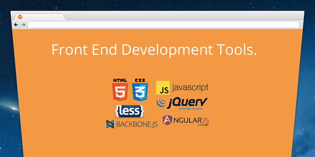 Frontend Development Tools